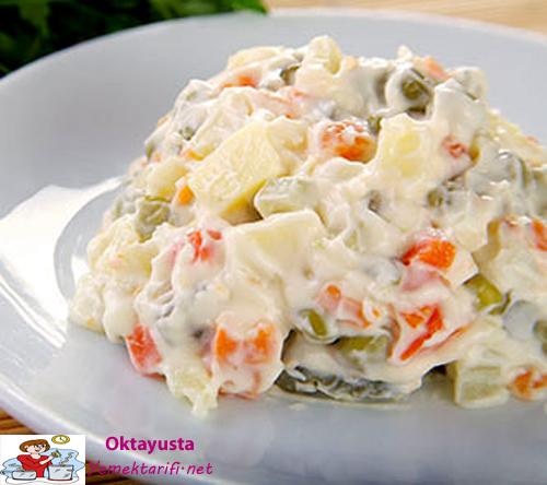 yemek: rus salatası 2 [4]