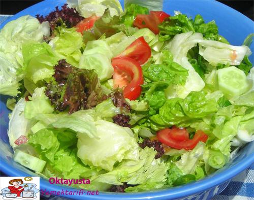 marul salatasi
