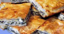 Sodalı Ispanaklı Börek Tarifi