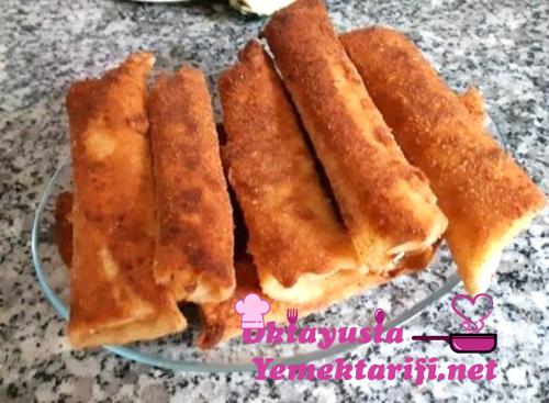 peynirli krep boregi